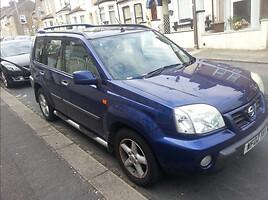 Nissan X-Trail I 2002 m. dalys