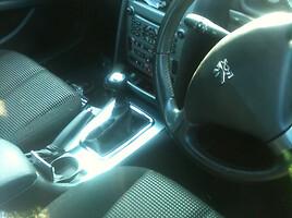 Peugeot 407 HDI 2006 г запчясти