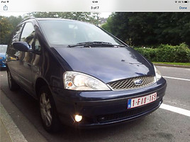 Ford Galaxy Mk2 Vienatūris 2002