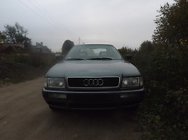 Audi 80 B4 1.9 tdi vokiska 1993 m. dalys