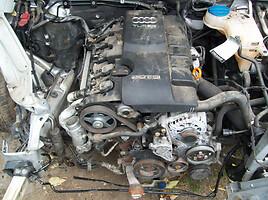 Audi A6 C6 2009 m. dalys