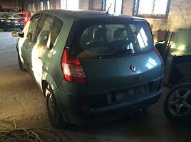 Renault Scenic II 2005 y. parts
