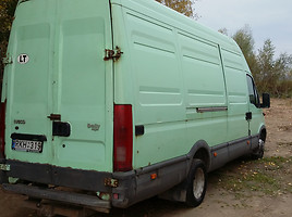 Iveco Daily 2002 m dalys