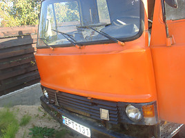 Iveco   BORTINIS Commercial auto (with box)