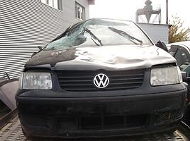 volkswagen polo iii tdi Coupe 2001