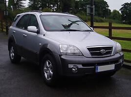 Kia Sorento I, 2004г.