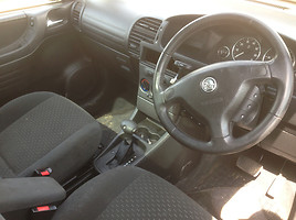 Opel Zafira A, 2003г.