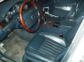 Volkswagen Phaeton 2004 г. запчясти