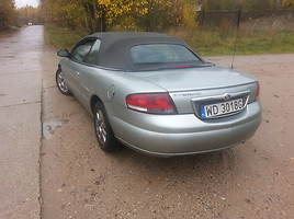 Chrysler Sebring  Limited Кабриолет