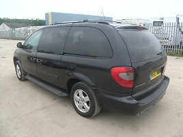 Chrysler Grand Voyager III 2005 m. dalys