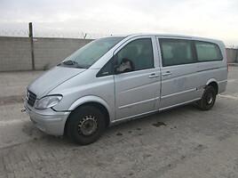 mercedes-benz vito w639 Keleivinis mikroautobusas 2004