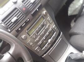 Toyota Avensis II d4d 2005 m. dalys