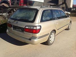 Mazda 626 V 1999 m. dalys