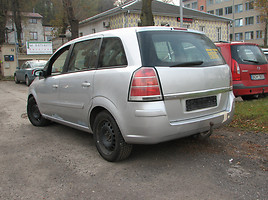 Opel Zafira B Vienatūris 2006