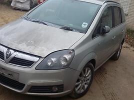Opel Zafira B 2007 г. запчясти