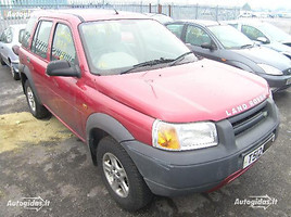 Land-Rover Freelander I  Visureigis