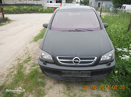 Opel Zafira A 2004 y. parts