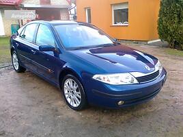 Renault Laguna II 2004 y. parts