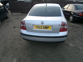 Volkswagen Passat B5 FL 1.9 96 kw xenon 2003 m dalys