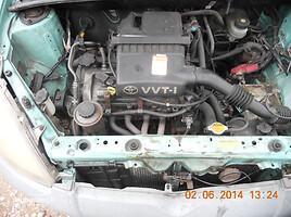 Toyota Yaris I, 1999г.