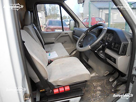 Volkswagen Lt 1999 m. dalys