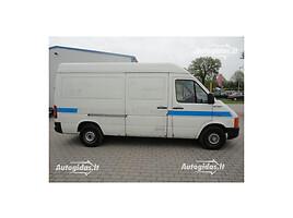 Volkswagen Lt 1997 m. dalys