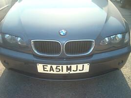 BMW 318 E46, 2002m.