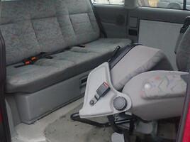 Volkswagen Multivan 1997 m. dalys