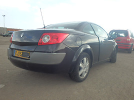 Renault Megane II, 2005m.