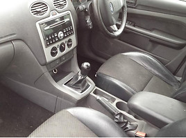 Ford Focus MK2 2005 m. dalys