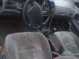 Renault Laguna I dti 1999 m. dalys