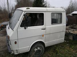 Volkswagen Lt LT 55 2,4 TD 1993 m. dalys