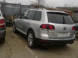 Volkswagen Touareg I 2007 m. dalys