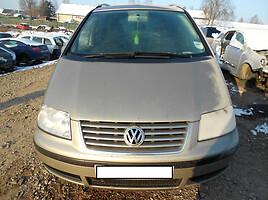 Volkswagen Sharan I 2008 m. dalys