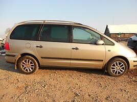 Volkswagen Sharan I, 2008г.