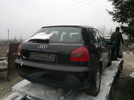 Audi A3 8L 1.9 81 KW EUROPA Hatchback