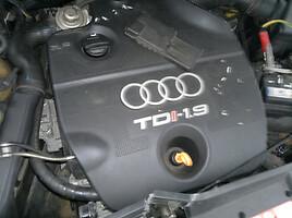 Audi A3 8L 1.9 81 KW EUROPA 2000 m. dalys