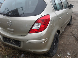 Opel Corsa D, 2007m.