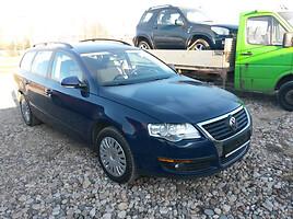 Volkswagen Passat B6 2007 m. dalys
