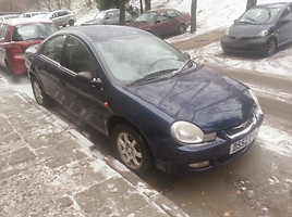 Chrysler Neon Limited 2002 г. запчясти