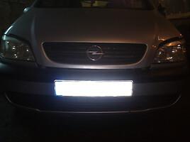 Opel Zafira  60KW Van