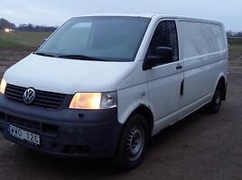 volkswagen transporter t1 Kombi mikroautobusas 2005