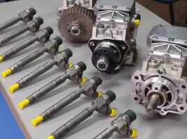 Volkswagen Crafter visiems modeliams 2007 m dalys