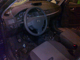 Opel Meriva I 1.6  8v. Europinė