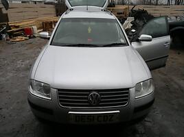 Volkswagen Passat B5 FL 1.8 turbo awt 2003 m. dalys