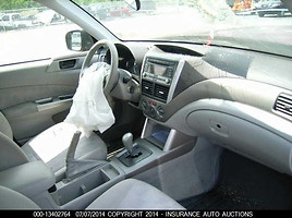 Subaru Forester III 2010 y. parts