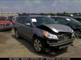Subaru Outback IV 2011 y. parts