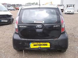 Subaru Justy 2011 г запчясти