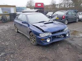 Subaru Impreza GC  Седан