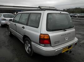Subaru Forester I 1998 m dalys